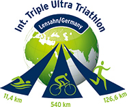 Triple-Ultra-Triathlon in Lensahn